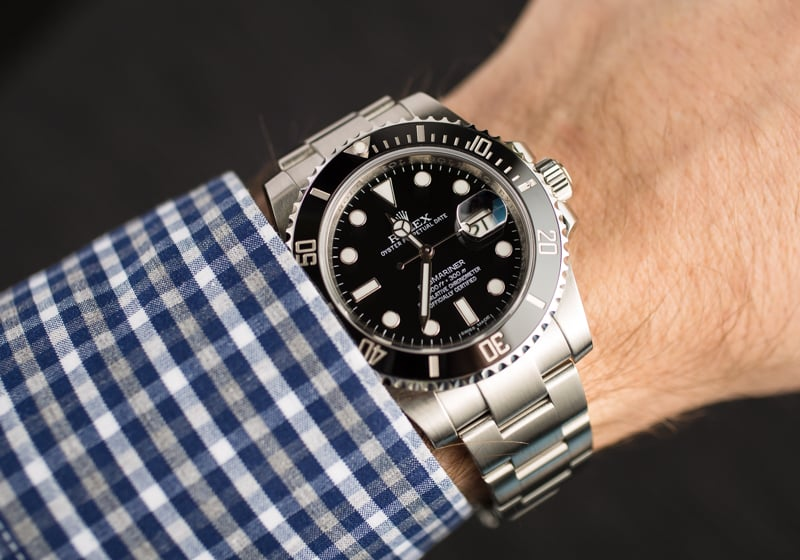 Submariner 116610LN Rolex