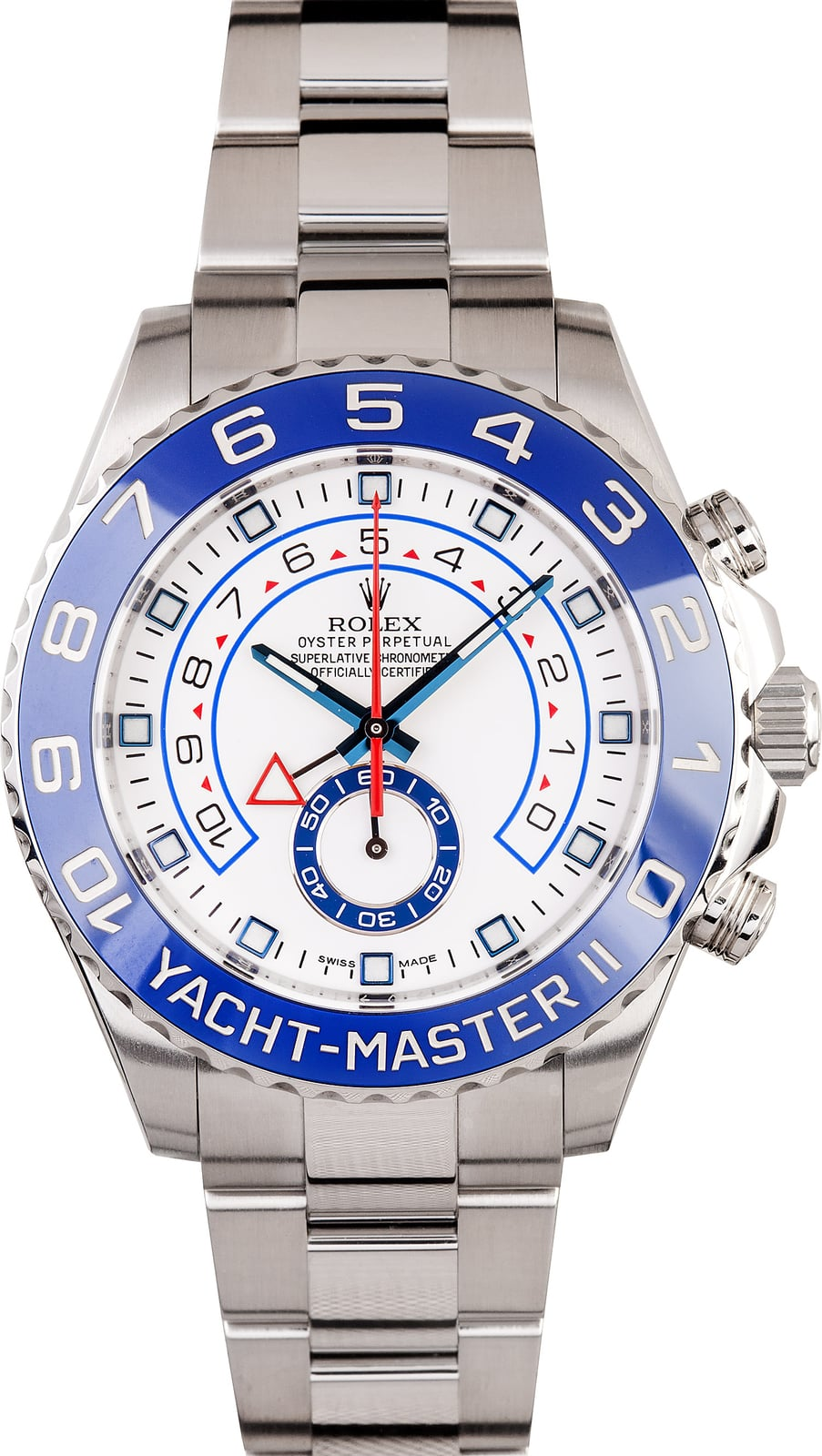 114b47186 Here are similar in stock watches you might like. Pre-Owned Rolex  Yacht-Master 16622 Platinum Bezel and Dial ...