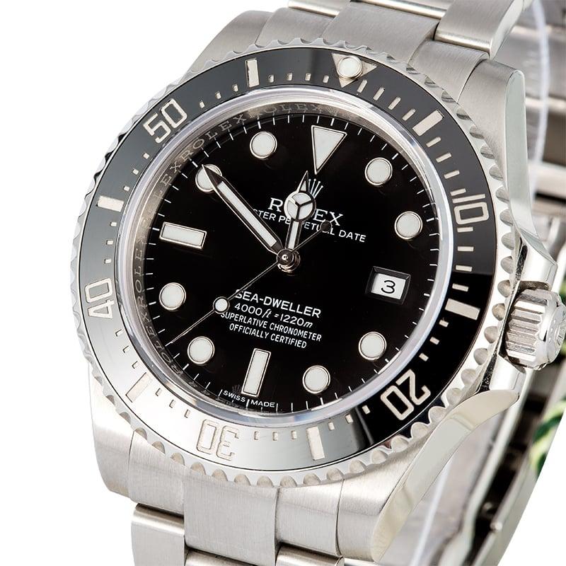 7bcb76be42d Rolex Sea-Dweller 116600 Ceramic