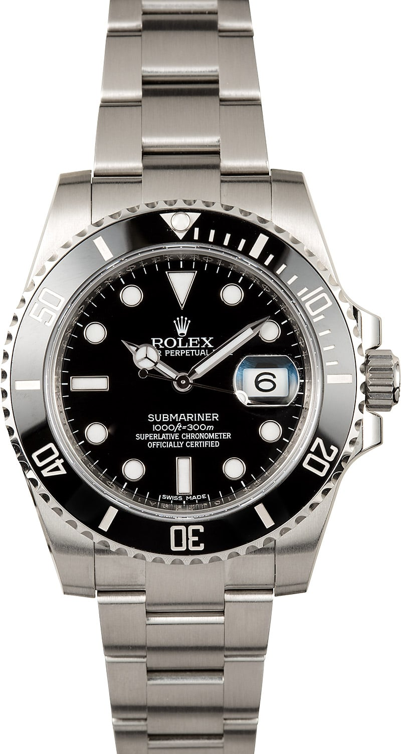 rolex submariner 116610 steel band. Black Bedroom Furniture Sets. Home Design Ideas
