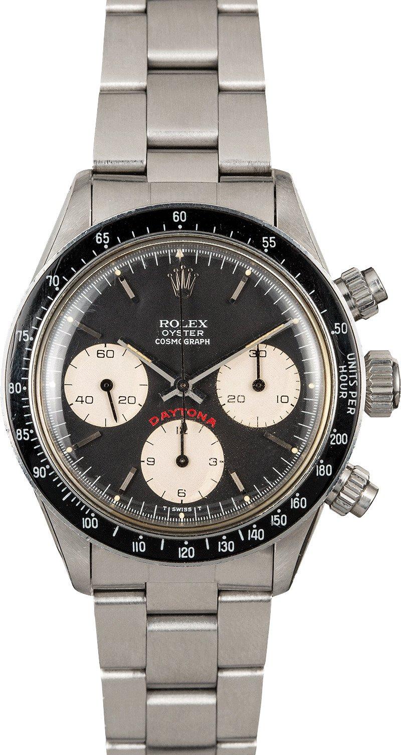 Buy Vintage Rolex Daytona 6263 Bob S Watches Sku 116717