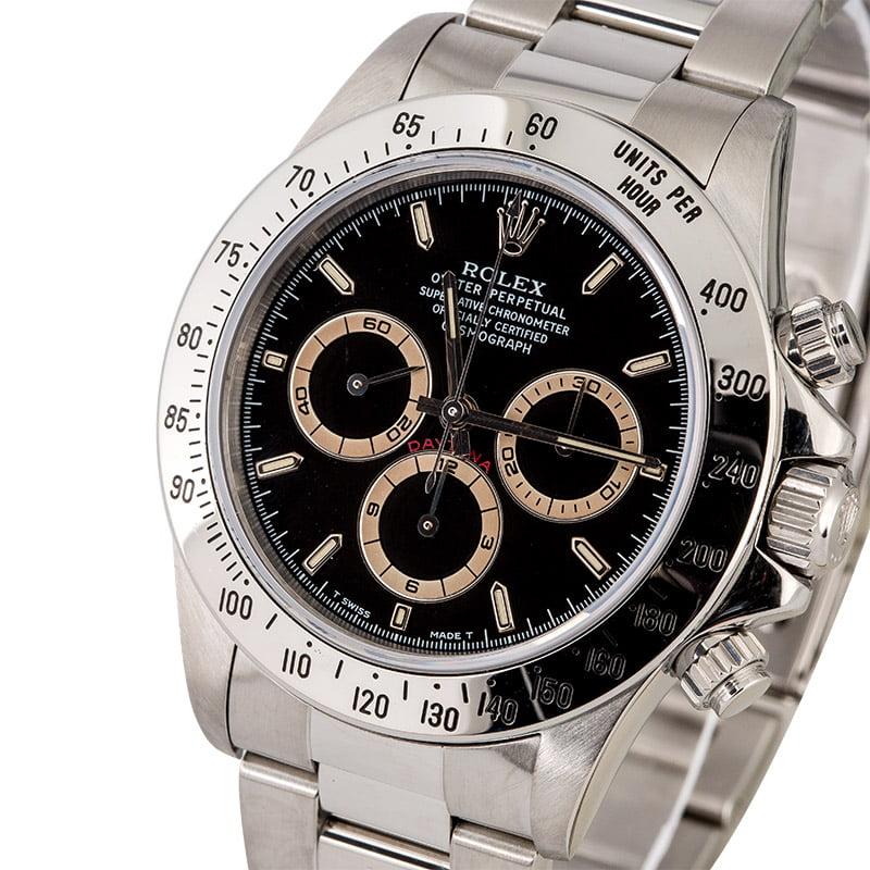 5e6b69ab99f Rolex Daytona 16520 Zenith Movement