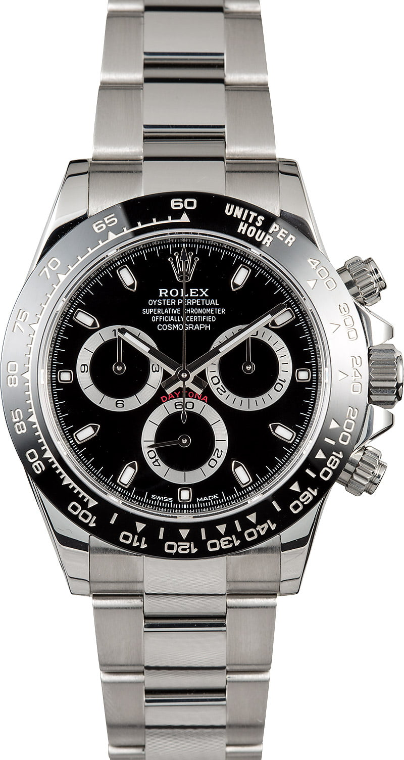 dec768fa7945d Here are similar in stock watches you might like. Rolex Steel Daytona  116500 White ...