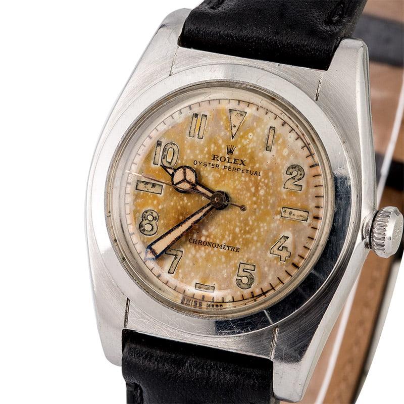 Vintage Rolex Bubbleback 2940