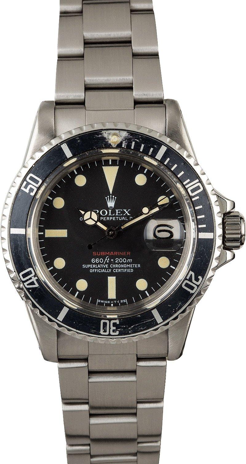 Rolex Submariner 5513 Vintage Watch  Vintage Rolex Submariner