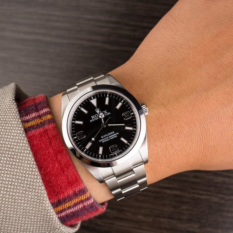 Rolex Explorer I Ref. 214270