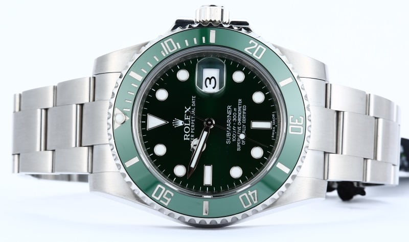 Rolex Green