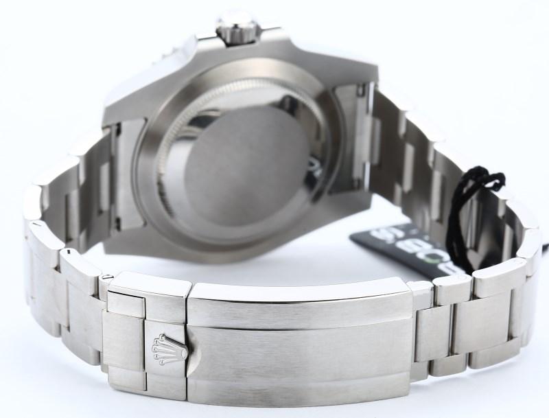 Rolex Submariner 114060 Ceramic Bezel No Date