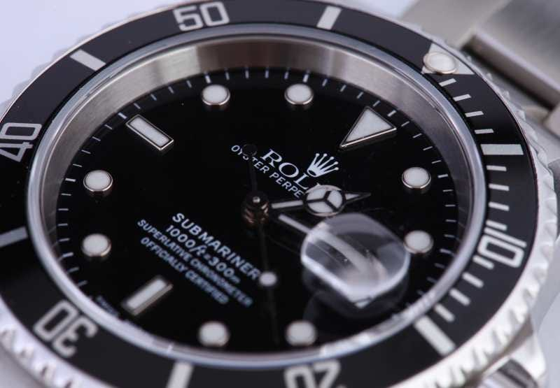rolex submariner reference 16610