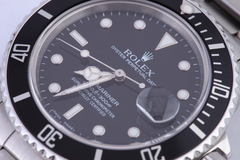 face rolex submariner 16800 bobswatches