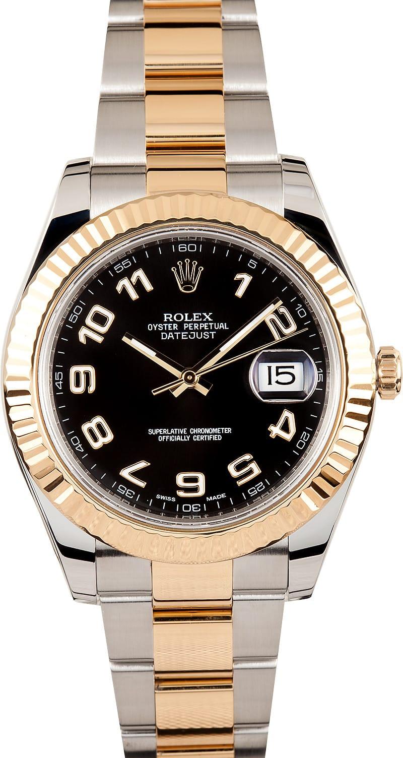 Rolex Datejust 2 Blue Face