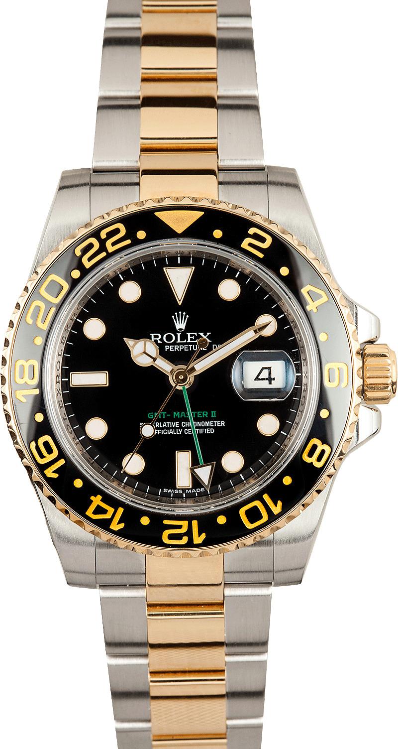 Rolex gmt master ii 116713 master ii for Rolex gmt master