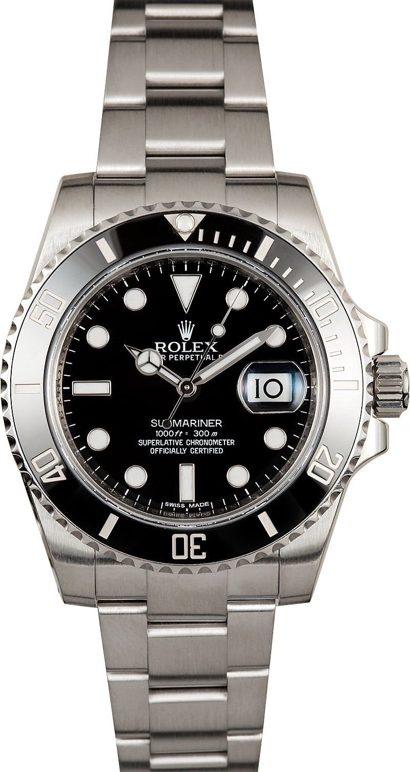 cdbbf262d3a Here are similar in stock watches you might like. Men's Rolex Submariner ...