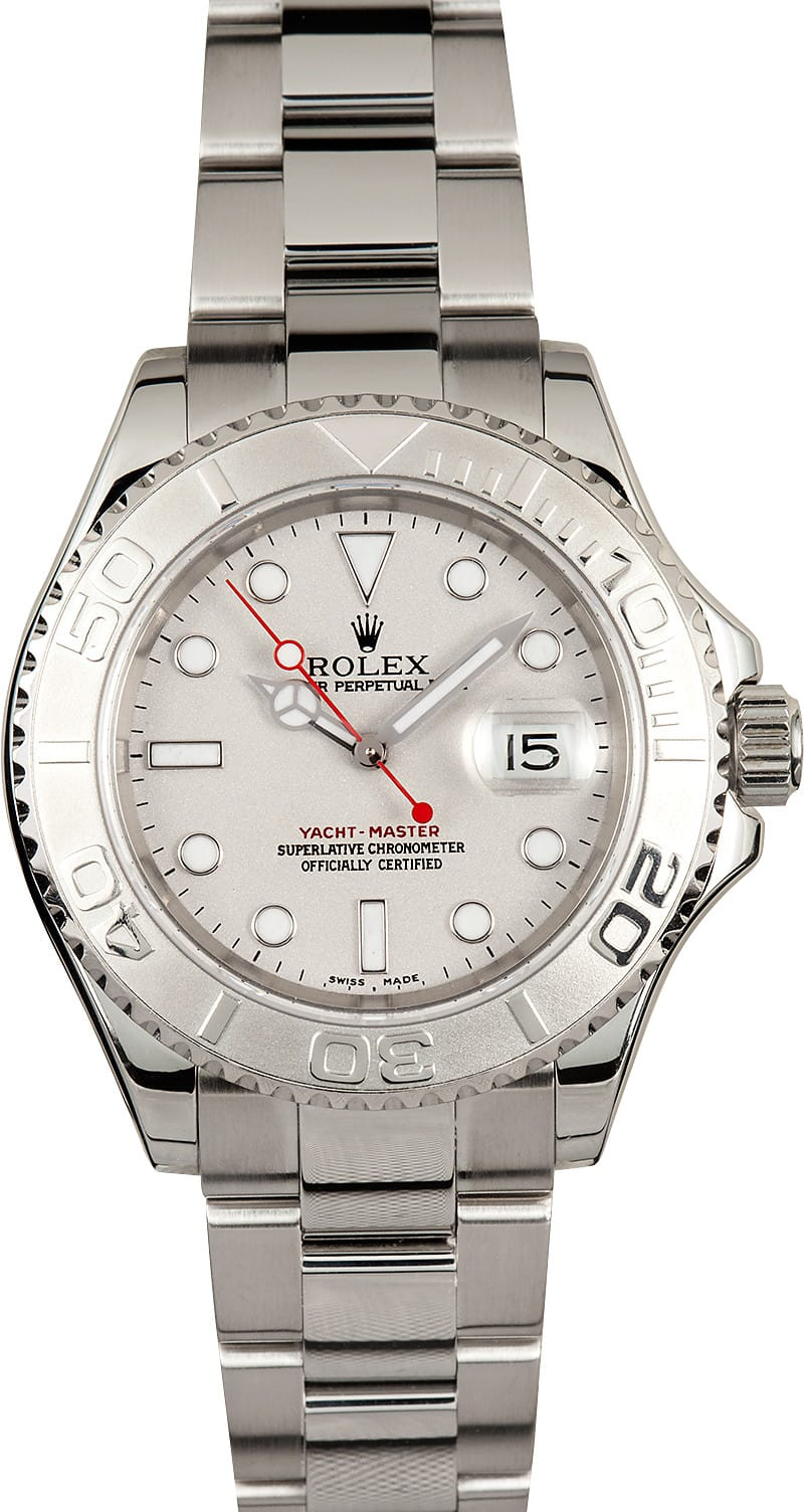 Used Mens Rolex >> Pre-Owned Rolex Yacht-Master