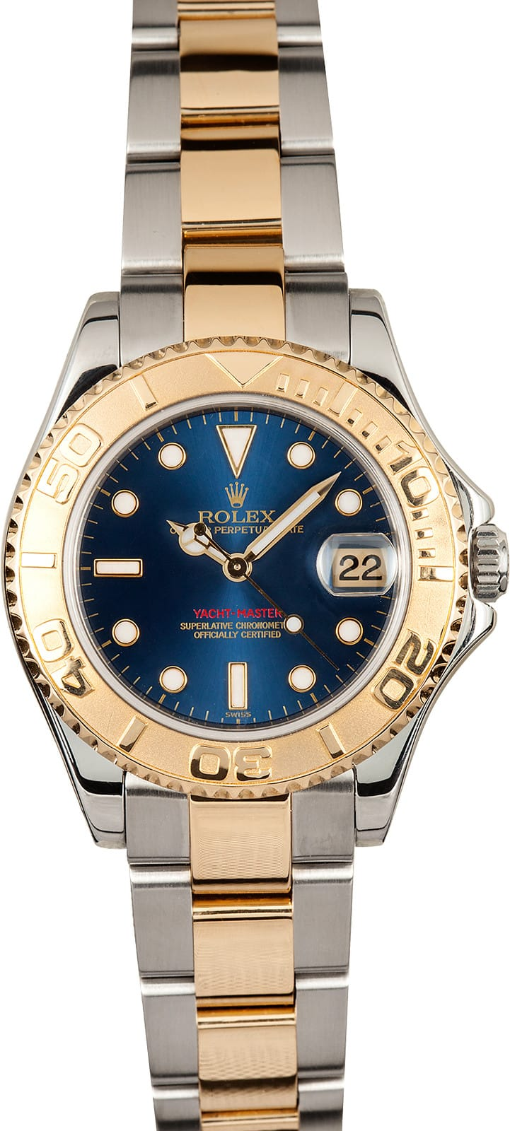 Daytona Rolex Watch >> Pre-owned Mid-Size Rolex Yachtmaster 168623 - Buy and Save ...