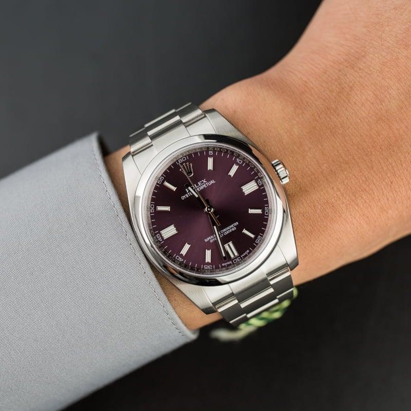 Red Rolex Watches