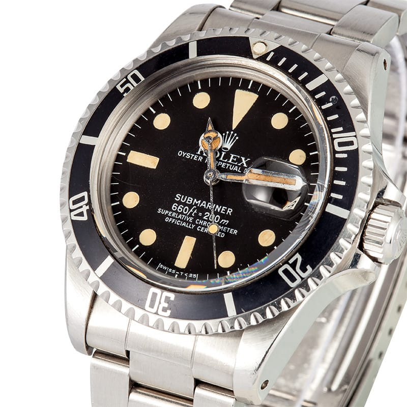 Image result for Rolex Submariner ref 1680