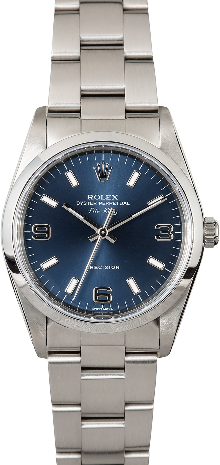 air king rolex 14000 king stainless steel 14000
