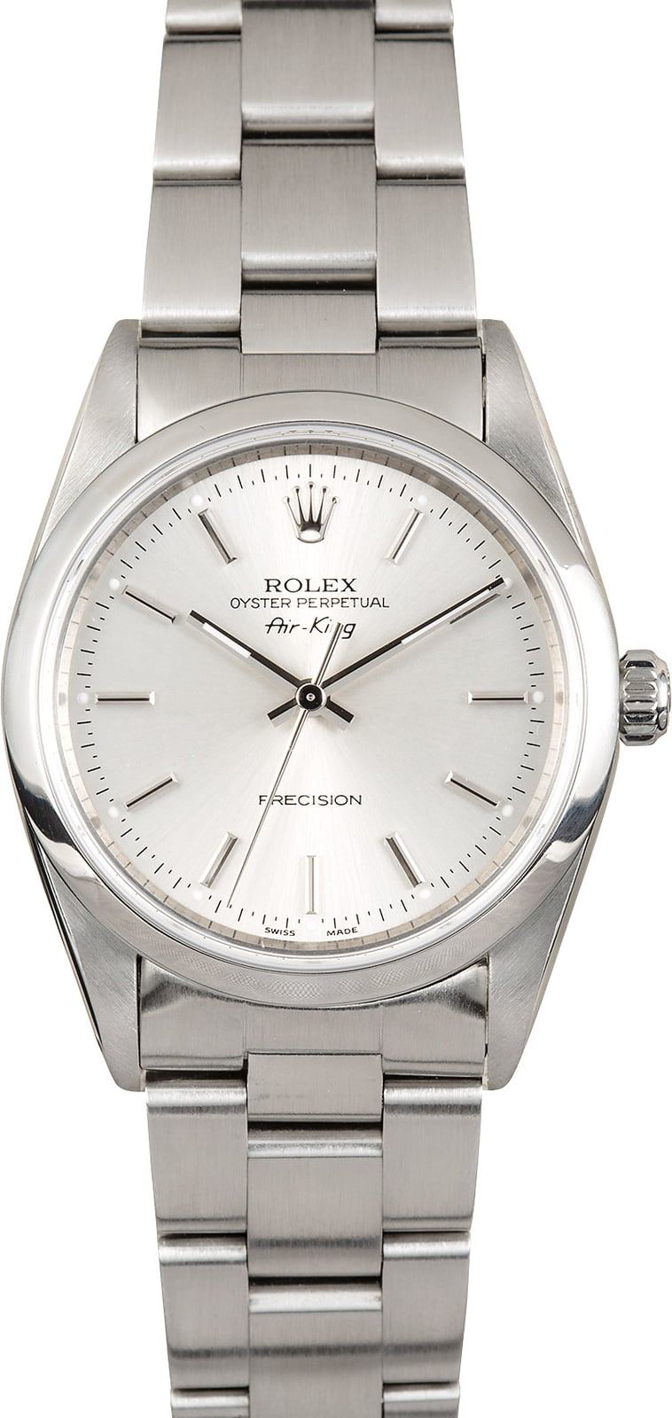 Rolex air king 14000 oyster perpetual for Rolex air king