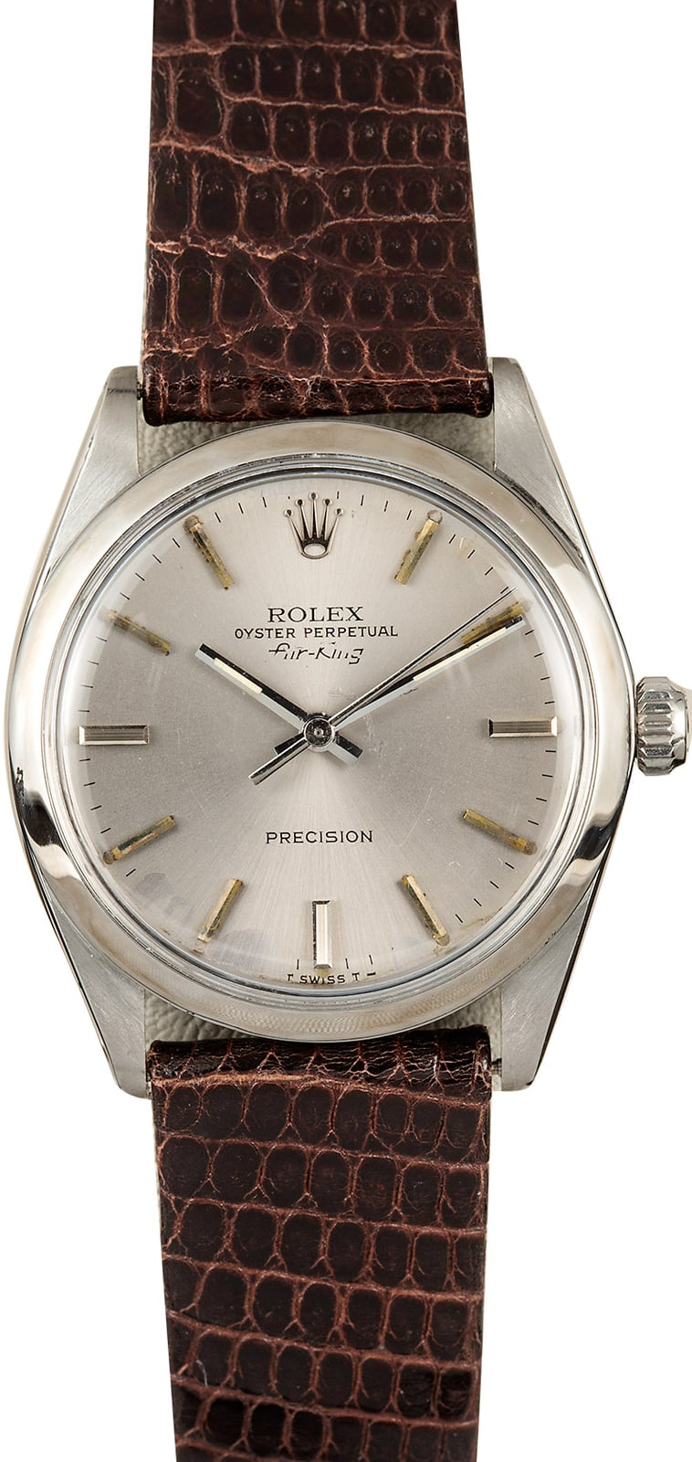 Rolex air king 5500 vintage certified pre owned for Rolex air king