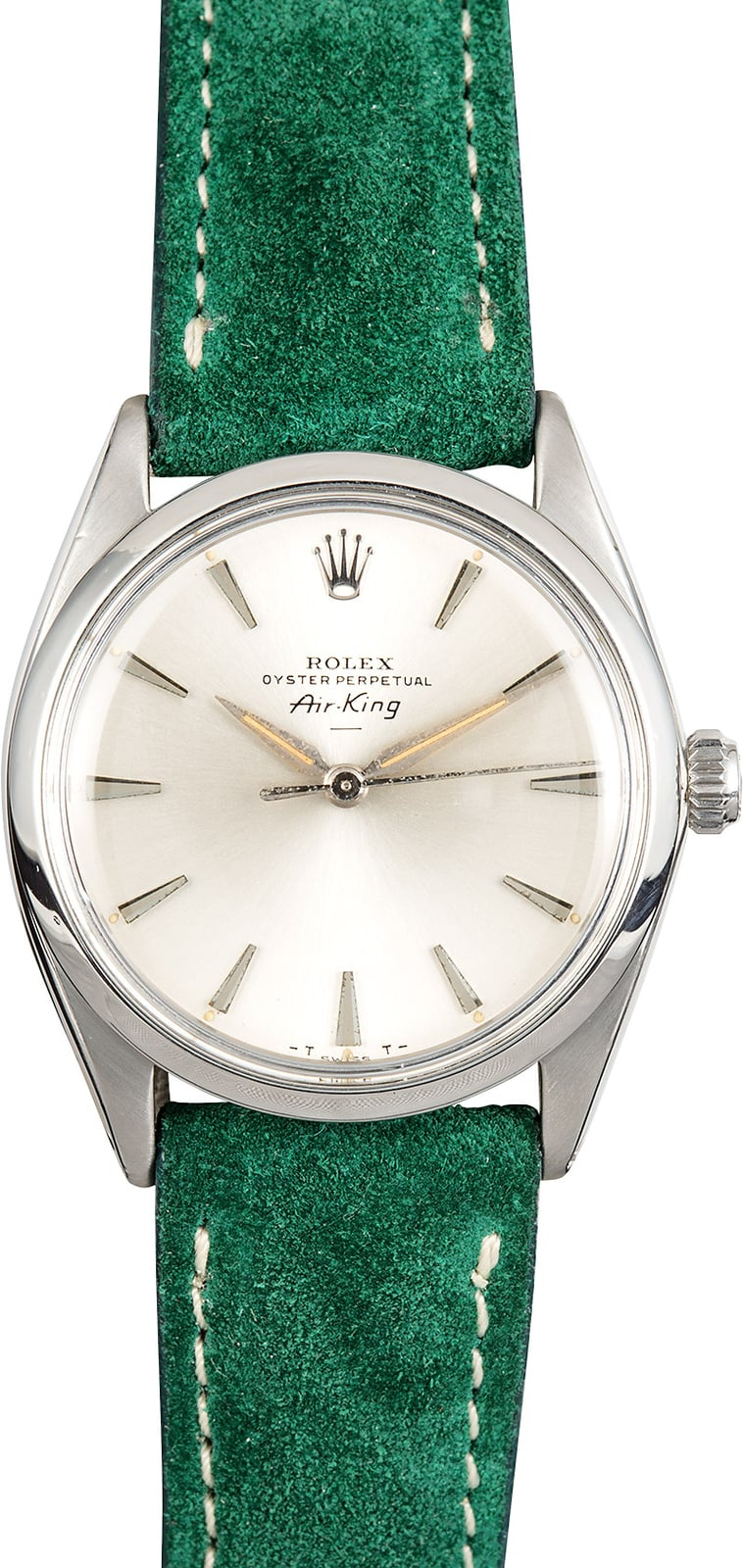Rolex air king 5500 vintage watch for Rolex air king