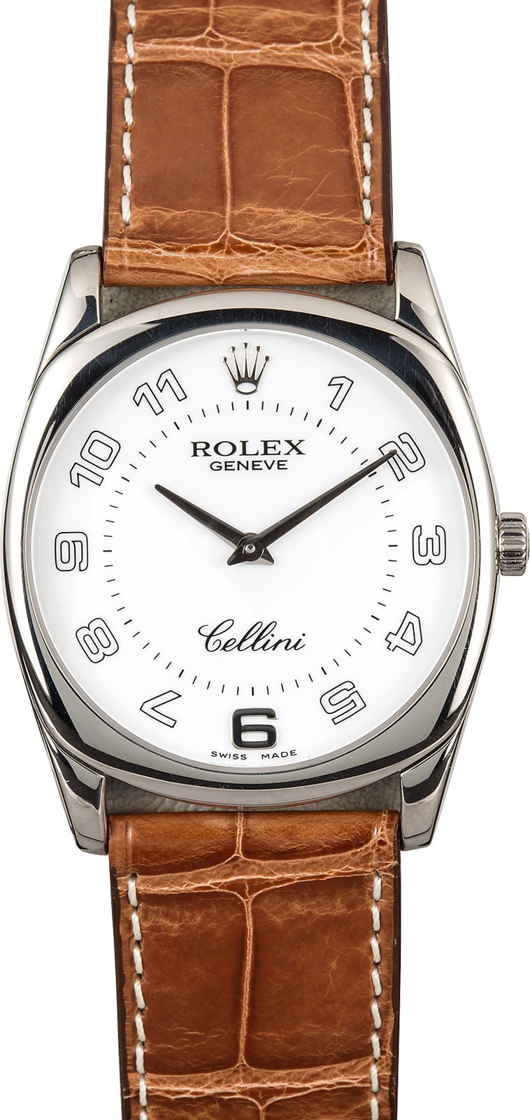 Rolex cellini 4233 white gold for Rolex cellini