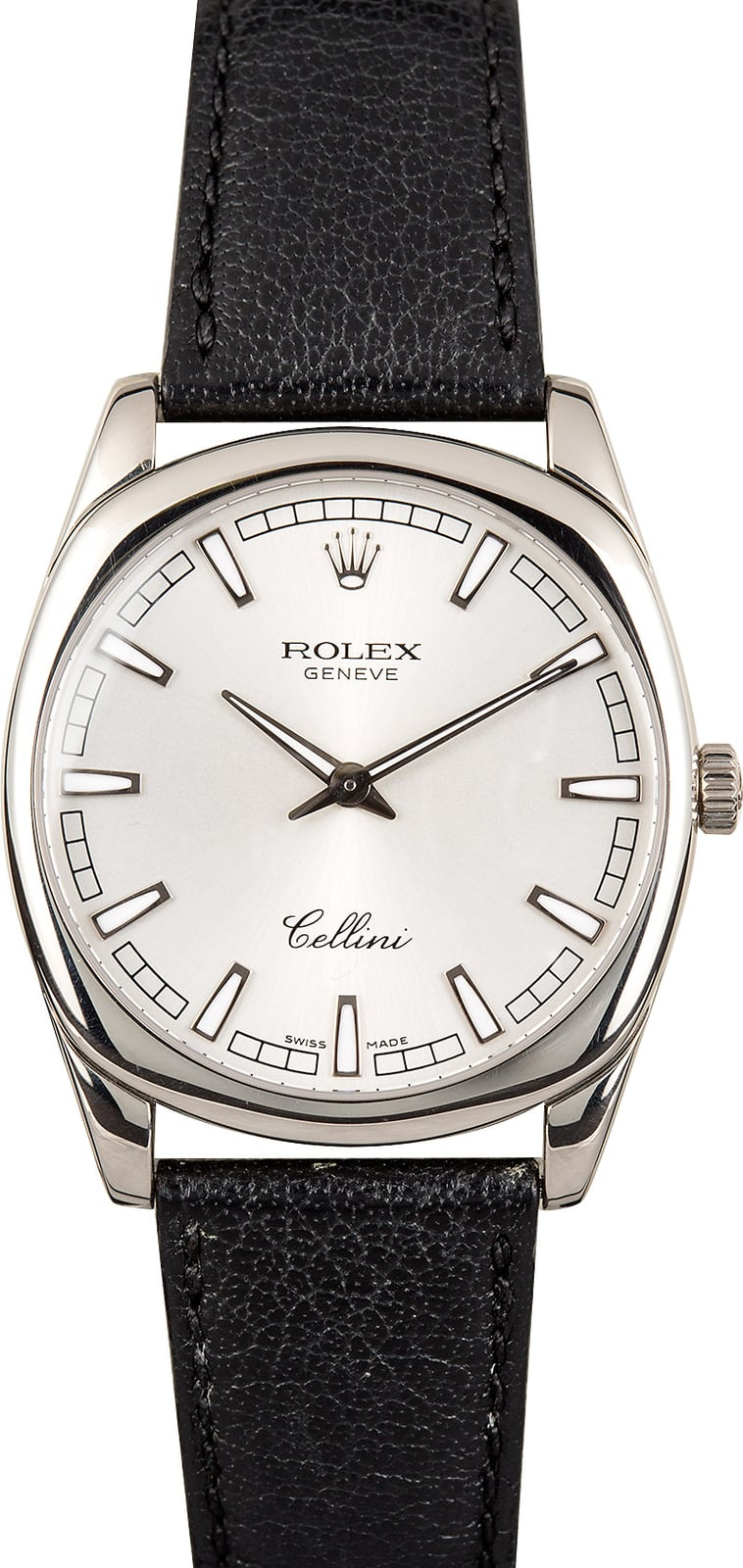 Rolex cellini 4243 white gold for Rolex cellini