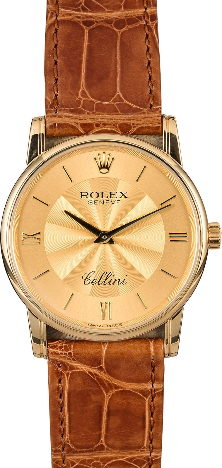 Rolex cellini 5116 champagne dial for Rolex cellini