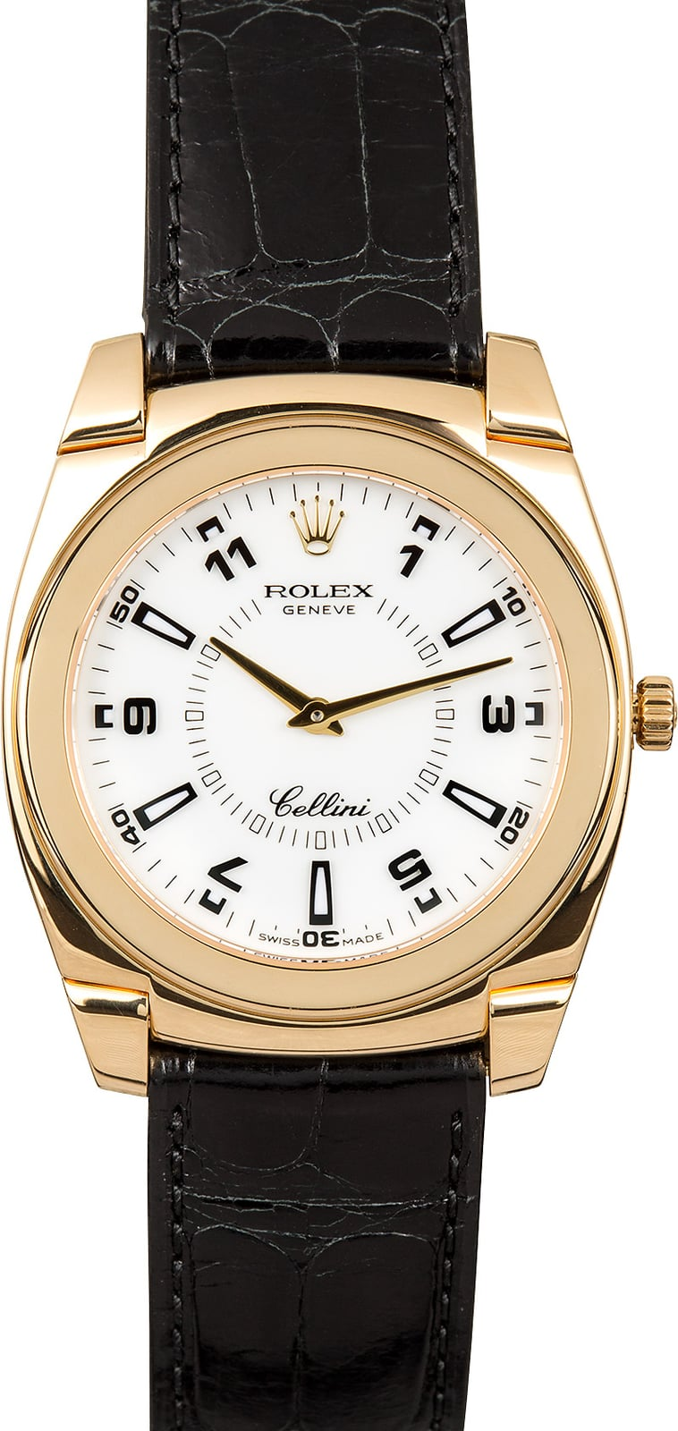 Rolex cellini 5330 yellow gold for Rolex cellini