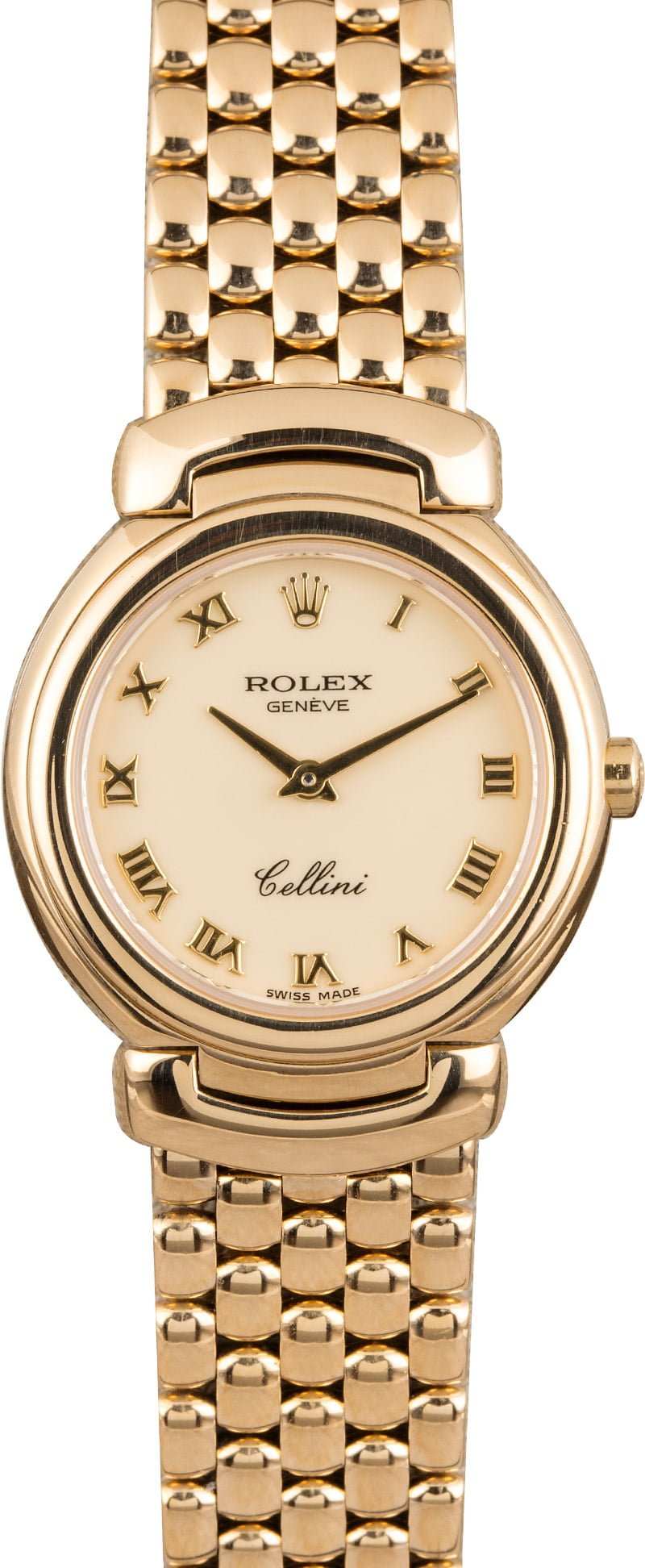 062411a8afa Buy Used Rolex Cellini 6621 | Bob's Watches - Sku: 123356