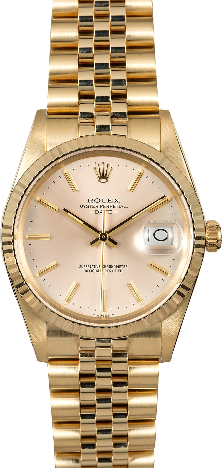 Rolex Serial Numbers with Production Dates