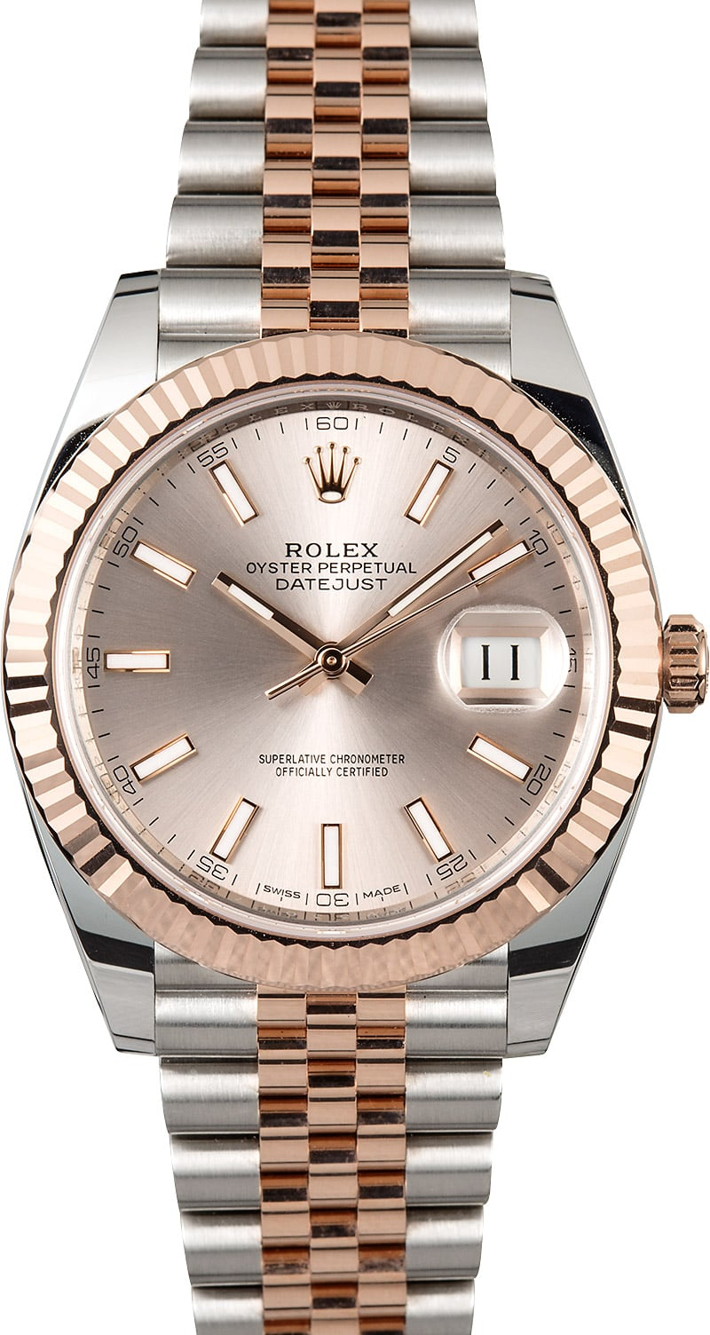 Rolex Datejust Everose