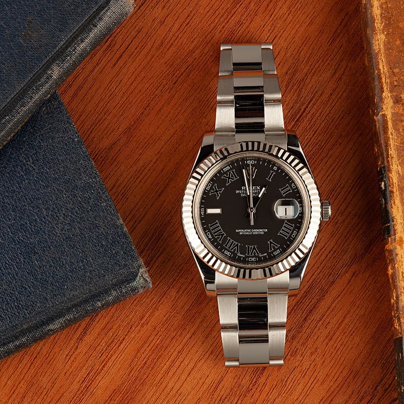 41mm Datejust II - 116334