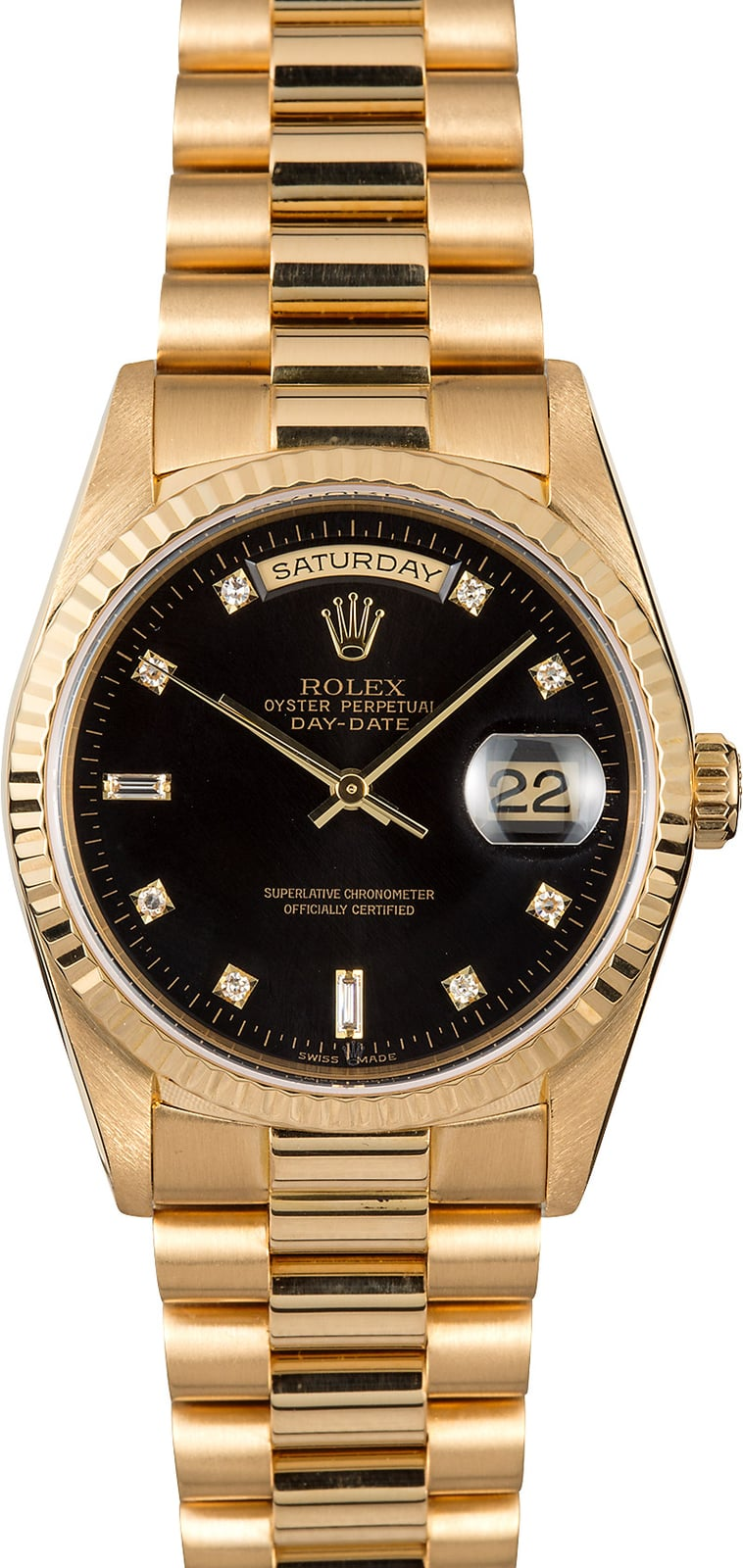 Rolex Presidential Day Date Diamond 18238