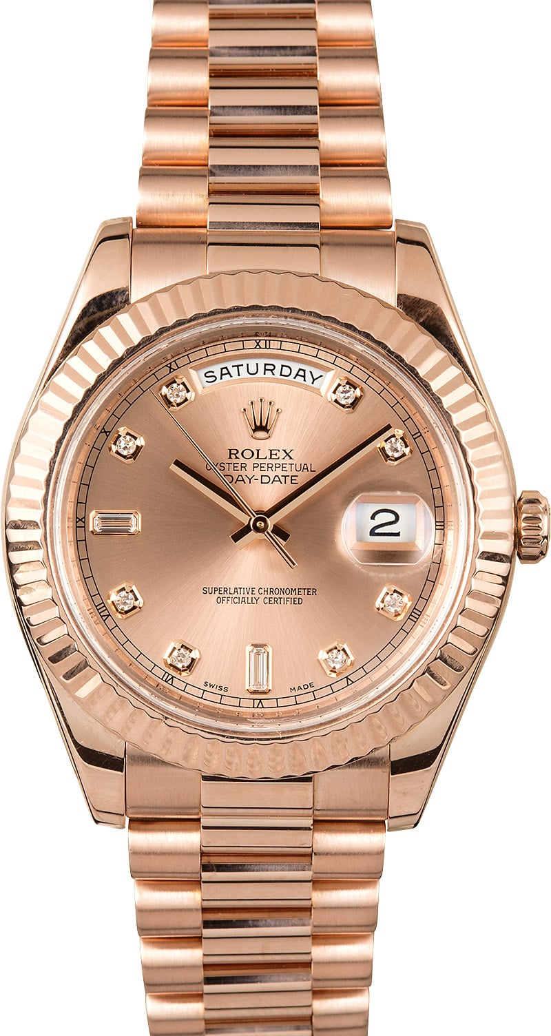 501b8f34ed1 Here are similar in stock watches you might like. PreOwned Rolex President  118238 Yellow Gold$16,995