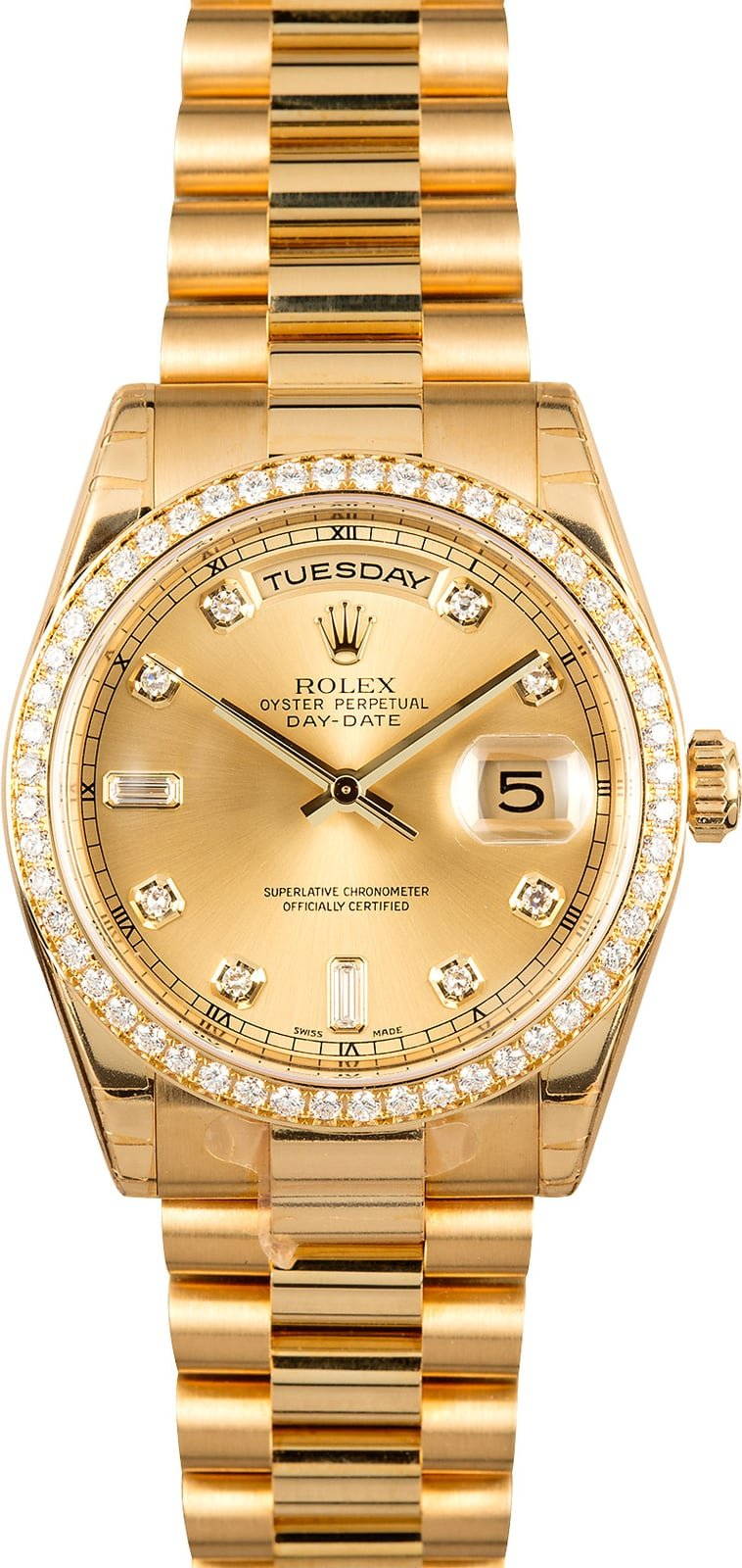 b08bb90df6c Here are similar in stock watches you might like. PreOwned Rolex President  118238 Yellow Gold$16,995