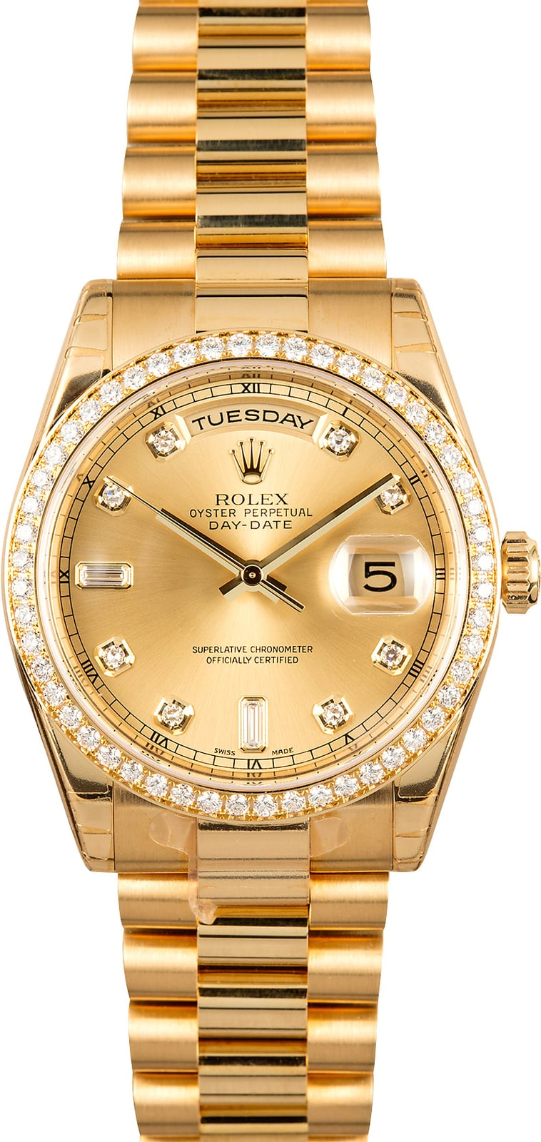 Rolex presidential day date in Sydney