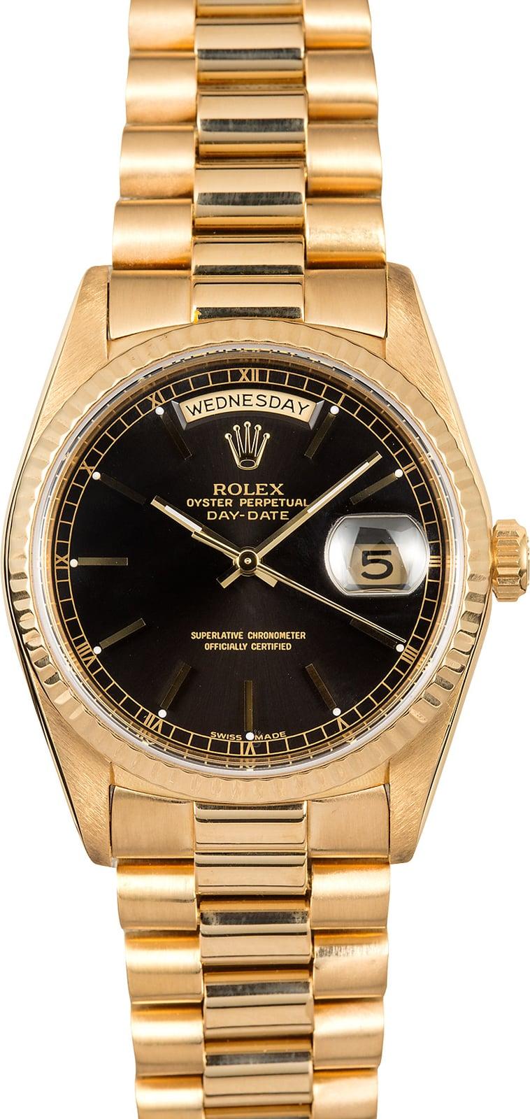 Rolex presidential day date in Melbourne