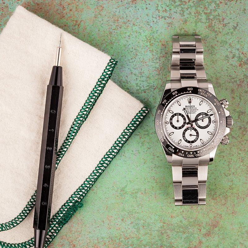 White Rolex Watches