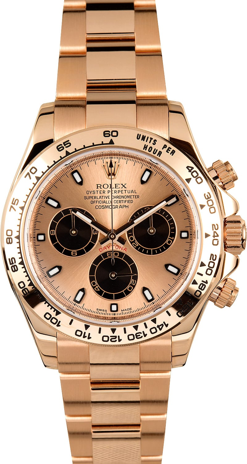 rolex daytona 116505 rose gold. Black Bedroom Furniture Sets. Home Design Ideas