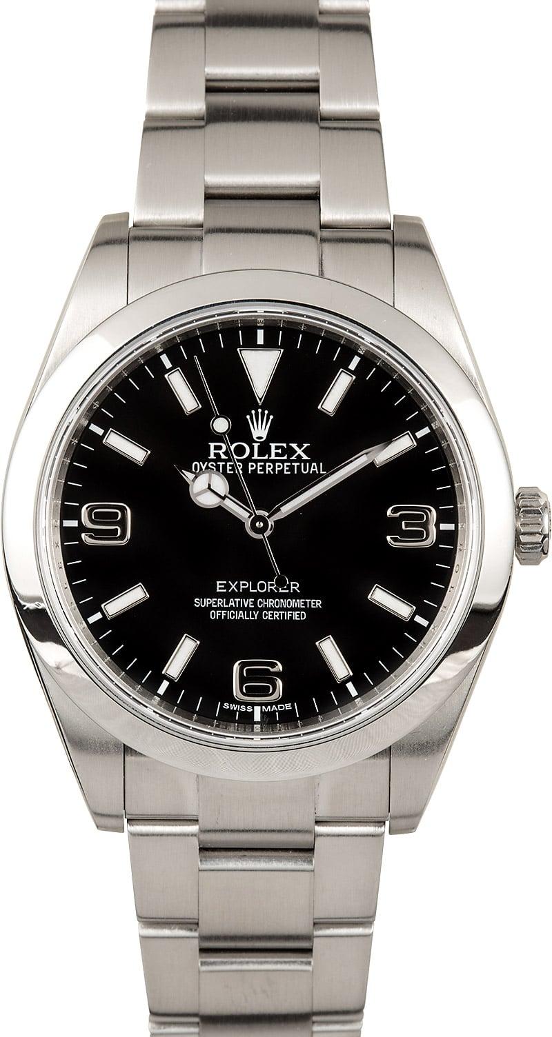 Rolex explorer 214270 for Rolex explorer
