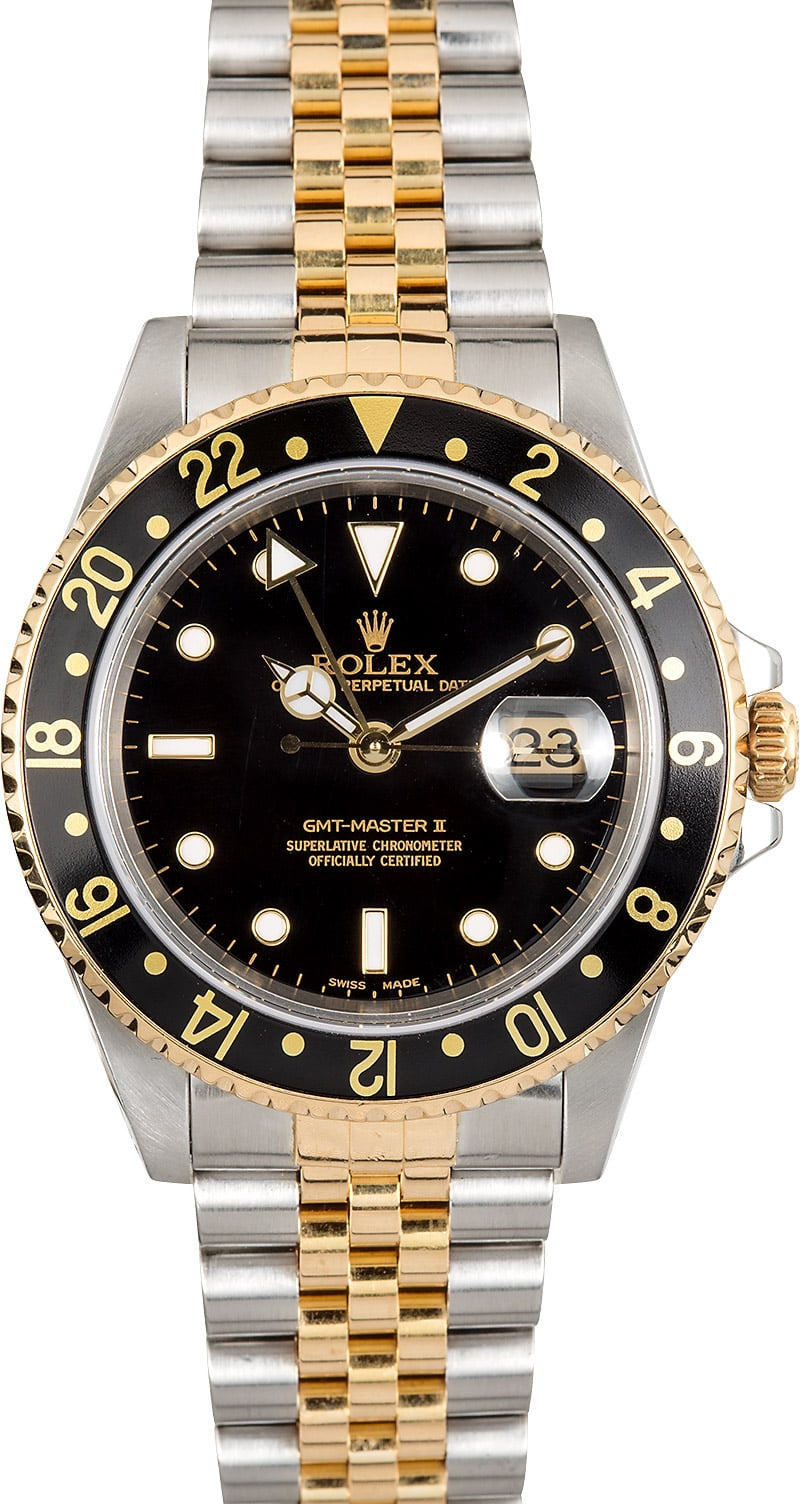 Buy Master gmt rolex ii two tone picture trends