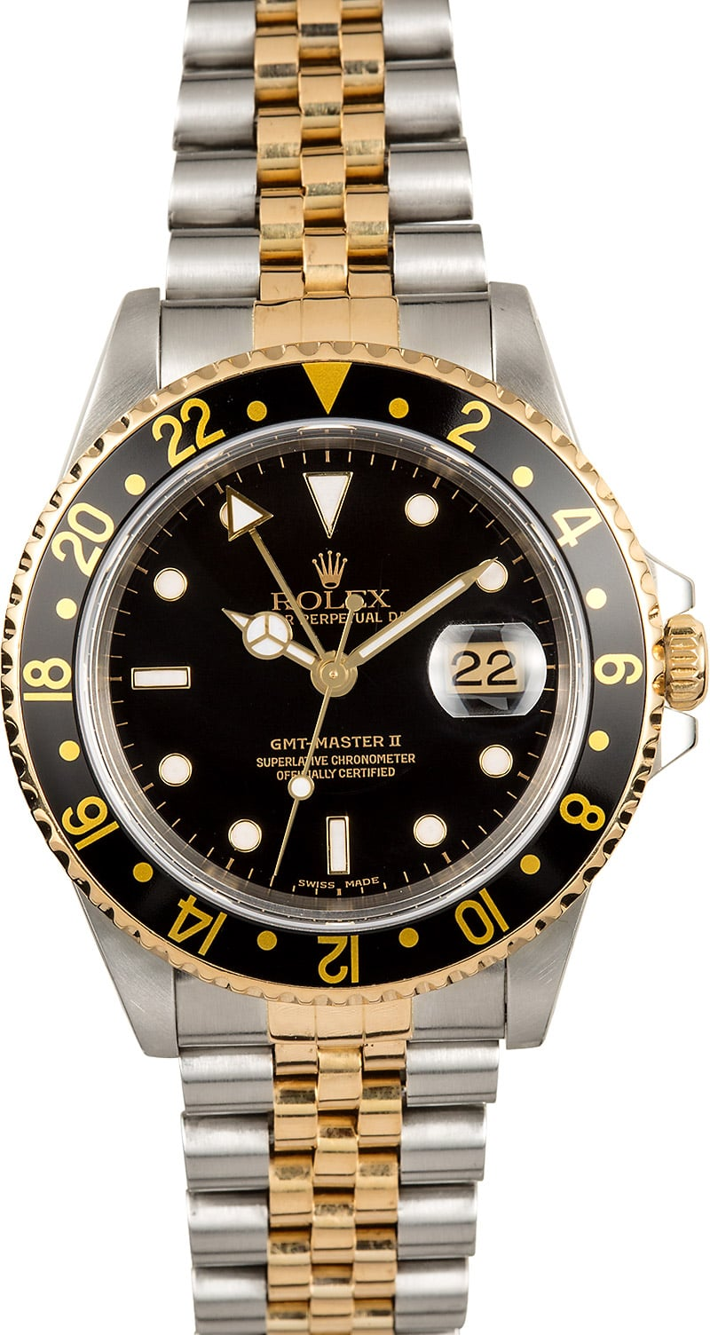 Rolex gmt master ii 16713 jubilee for Rolex gmt master
