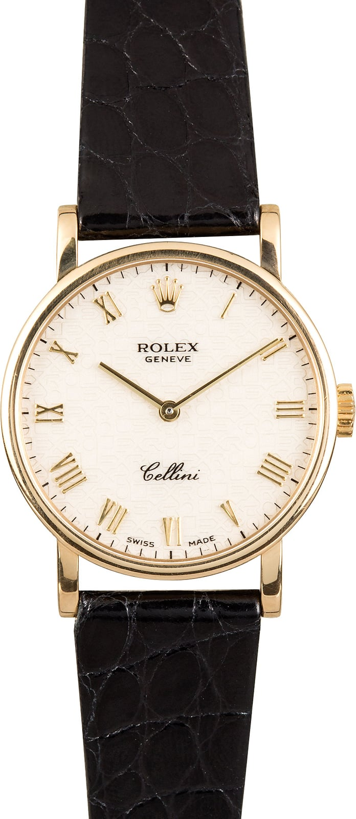 Rolex ladies cellini 5109 certified pre owned for Rolex cellini