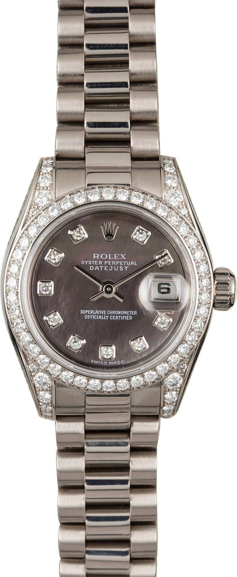 The Luxury Watches of Lady Diamonds from Tudor