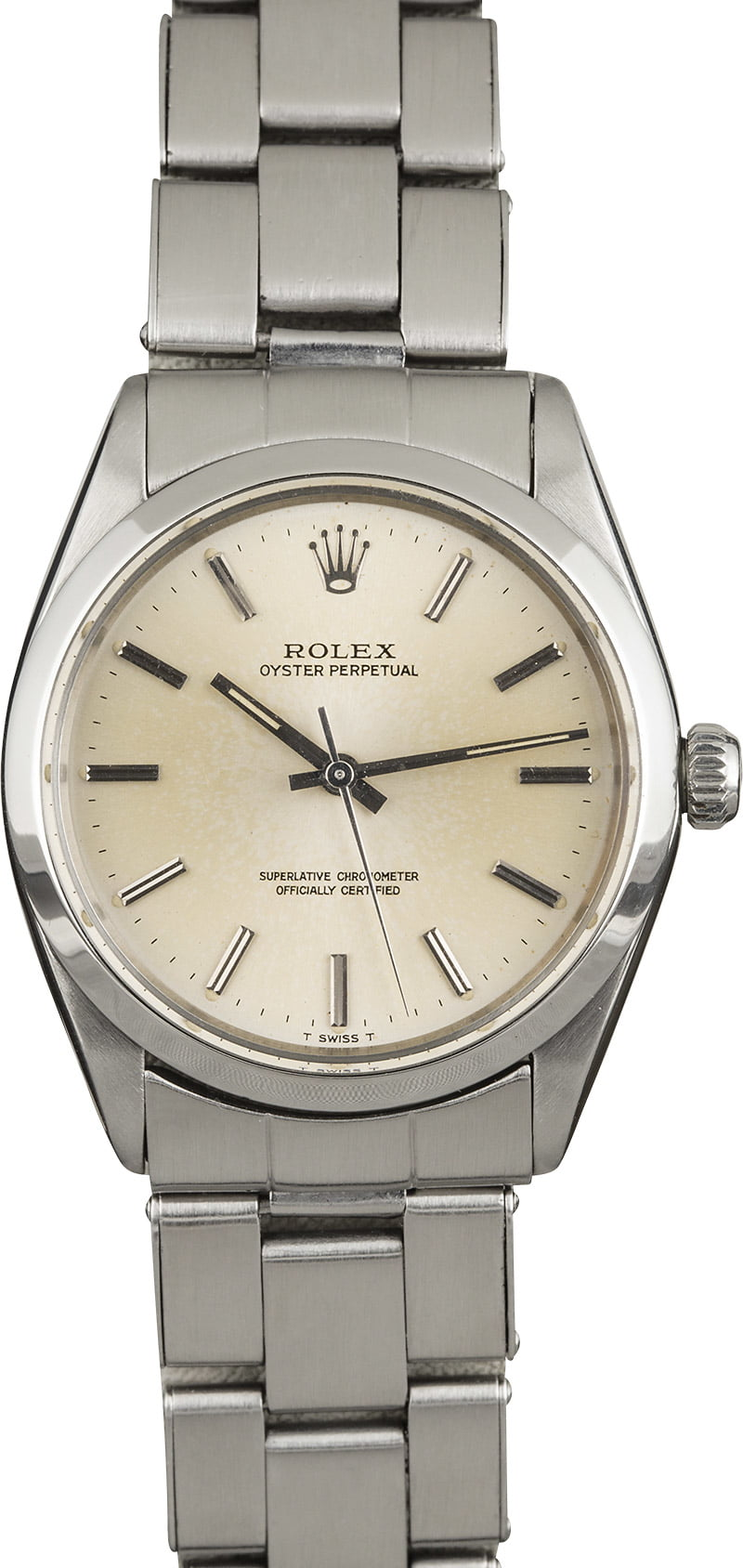 Vintage rolex oyster perpetual 1002 oyster rivet for Vintage rolex oyster