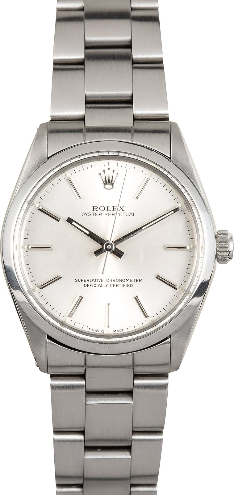 Rolex oyster perpetual 1002 vintage for Vintage rolex oyster