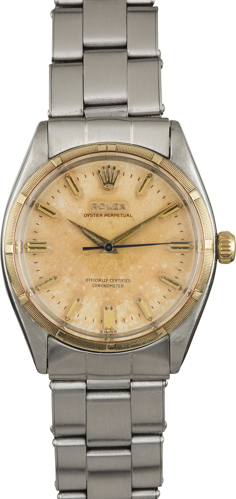 36889571f80 Buy Vintage Rolex Oyster Perpetual 6694 | Bob's Watches - Sku: 122060