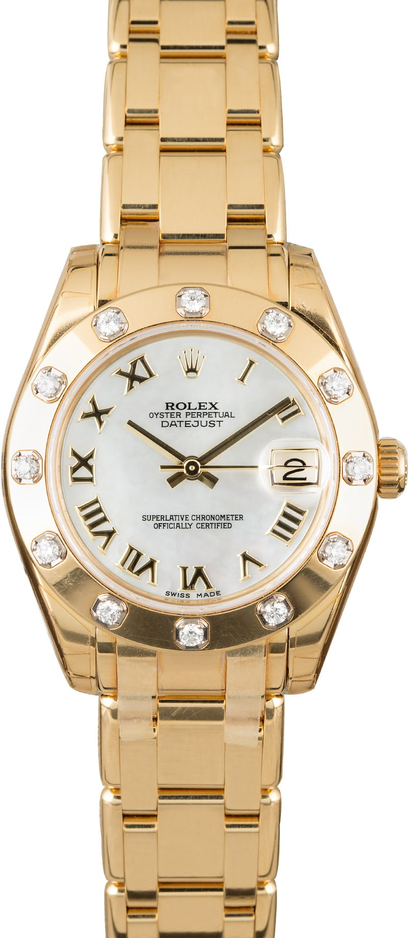 Buy used rolex pearlmaster 81318 bob 39 s watches sku 122266 for Rolex pearlmaster