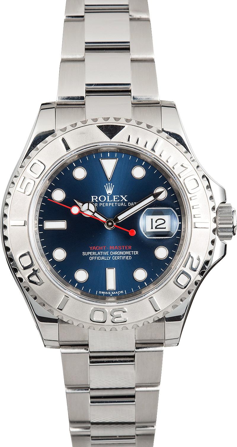 Rolex Yachtmaster Platinum